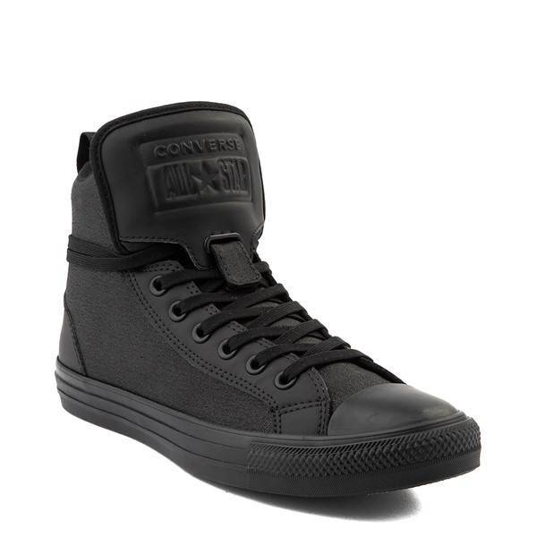 alternate image alternate view Converse Chuck Taylor All Star Hi Guard Sneaker - Black MonochromeALT1B