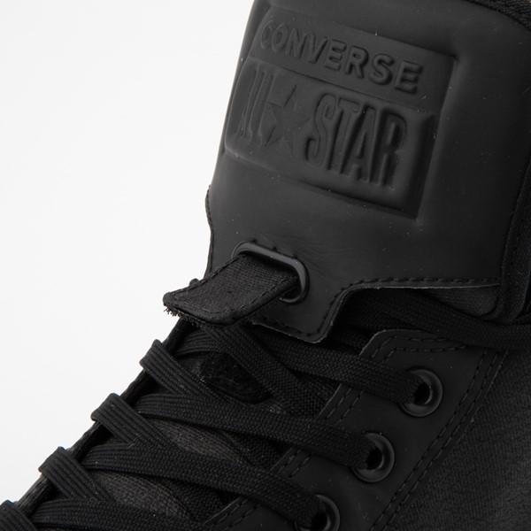 alternate image alternate view Converse Chuck Taylor All Star Hi Guard Sneaker - Black MonochromeALT2B