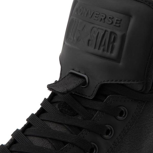alternate image alternate view Converse Chuck Taylor All Star Hi Guard Sneaker - Black MonochromeALT2C