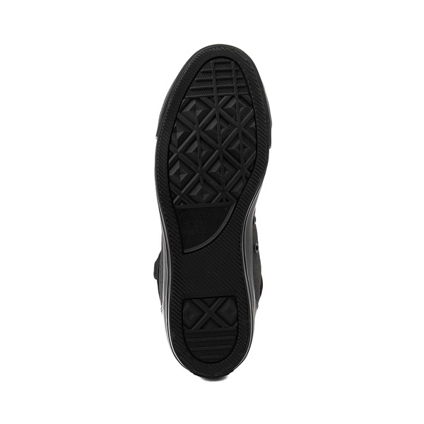 alternate image alternate view Converse Chuck Taylor All Star Hi Guard Sneaker - Black MonochromeALT3