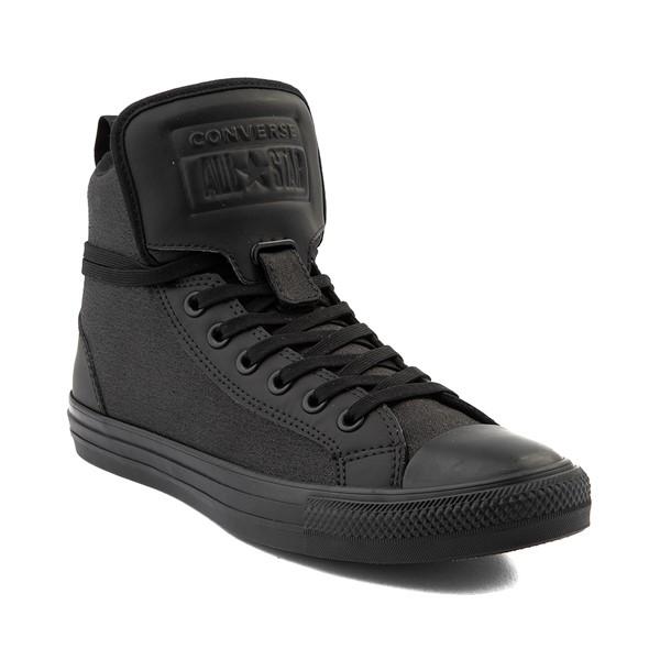 alternate image alternate view Converse Chuck Taylor All Star Hi Guard Sneaker - Black MonochromeALT5