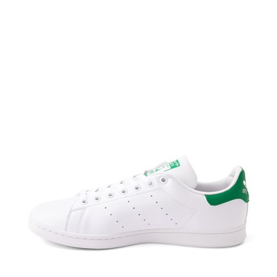 Alternate view of Mens adidas Stan Smith Athletic Shoe - White / Fairway Green