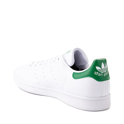 Alternate view of Womens adidas Stan Smith Athletic Shoe - White / Fairway Green