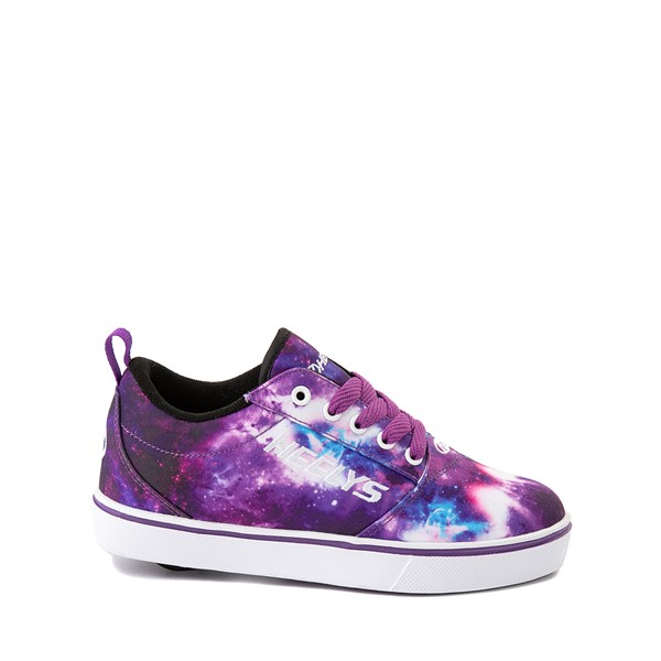 Main view of Heelys Pro 20 Galaxy Skate Shoe - Little Kid / Big Kid - Purple