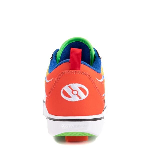 alternate image alternate view Heelys Pro 20 Flames Skate Shoe - Little Kid / Big Kid - Black / MulticolorALT2B