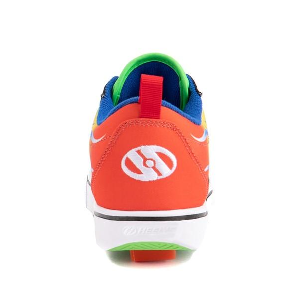 alternate image alternate view Heelys Pro 20 Flames Skate Shoe - Little Kid / Big Kid - Black / MulticolorALT4