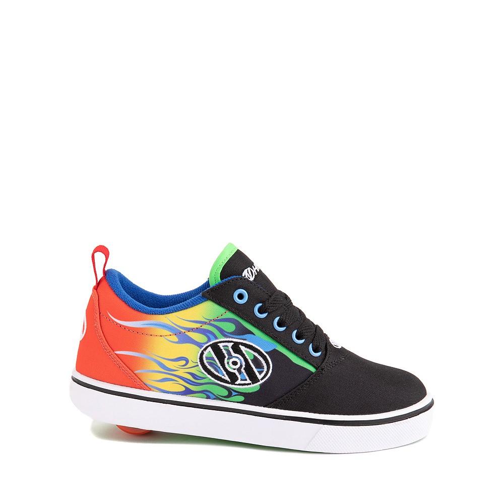 Heelys Pro 20 Flames Skate Shoe - Little Kid / Big Kid - Black / Multicolor
