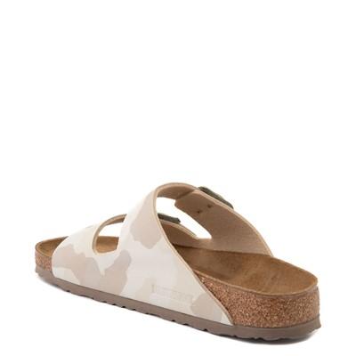 Alternate view of Womens Birkenstock Arizona Sandal - Camo Sand