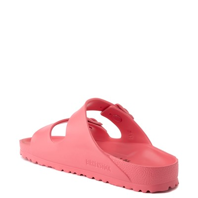 Alternate view of Womens Birkenstock Arizona EVA Slide Sandal - Watermelon