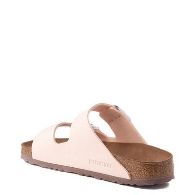 Alternate view of Womens Birkenstock Vegan Arizona Sandal - Light Pink