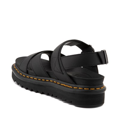 Alternate view of Womens Dr. Martens Voss II Sandal - Black