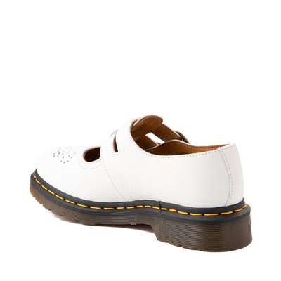 Alternate view of Womens Dr. Martens Mary Jane Casual Shoe - White