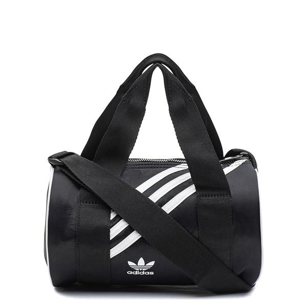 Main view of adidas Originals Mini Duffel Bag - Black