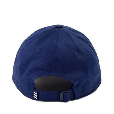 Alternate view of adidas Trefoil Relaxed Dad Hat - Navy