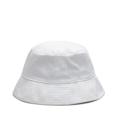 Alternate view of adidas Trefoil Logo Bucket Hat - White