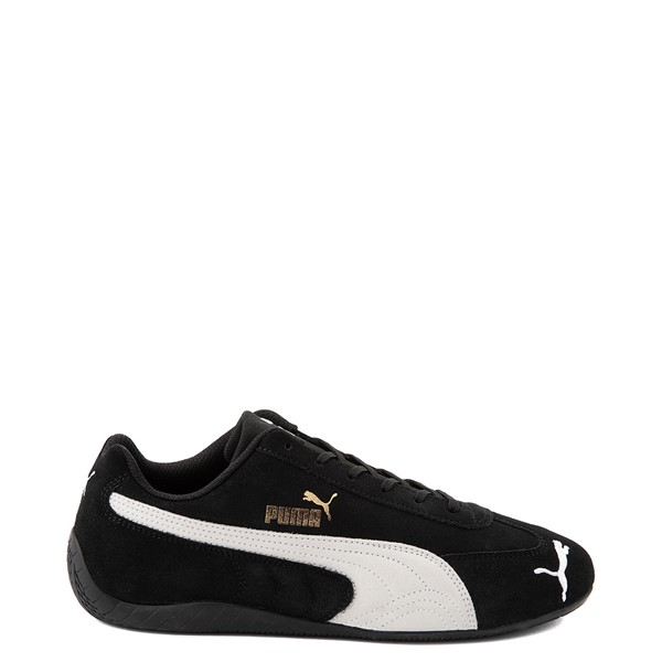 Womens Puma Speedcat Athletic Shoe - Black