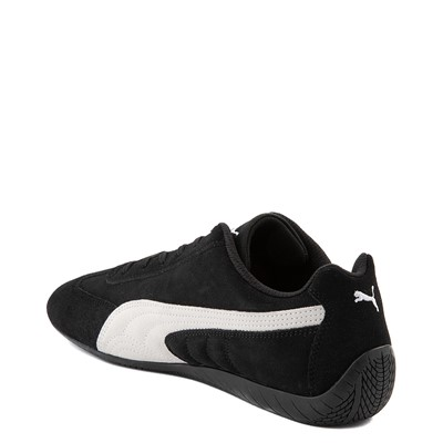 Alternate view of Womens Puma Speedcat Athletic Shoe - Black