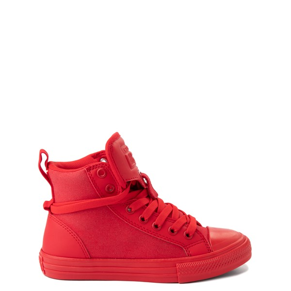Main view of Converse Chuck Taylor All Star Hi Guard Sneaker - Little Kid - Red Monochrome