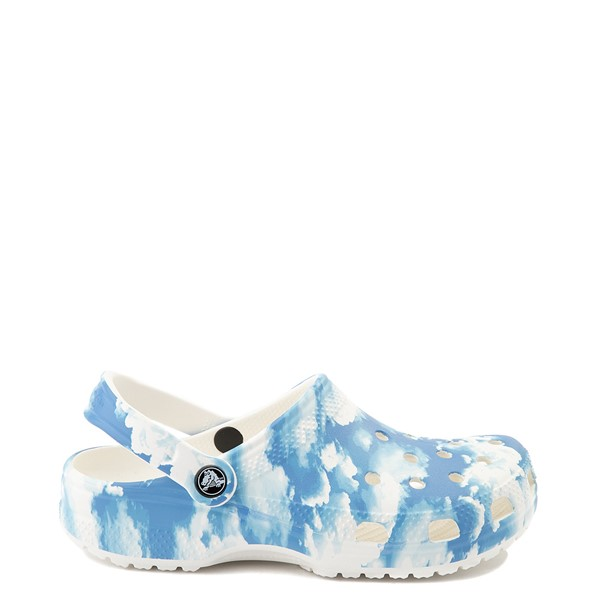 Main view of Crocs Classic Clog - Clouds