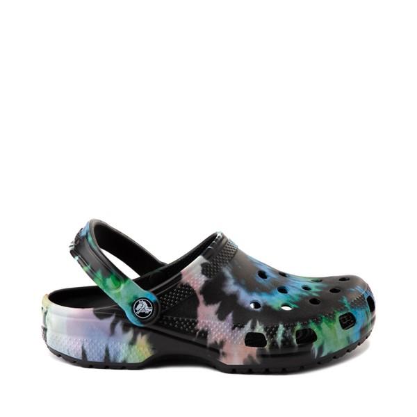 Crocs Classic Clog - Dark Tie Dye