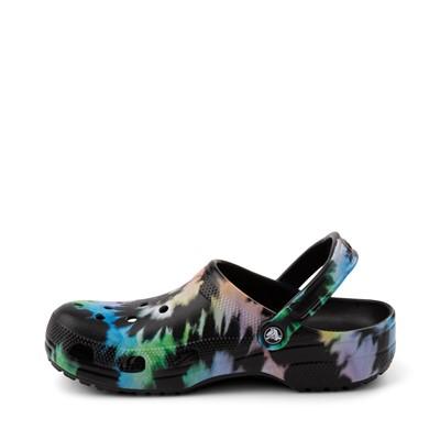 Alternate view of Crocs Classic Clog - Dark Tie Dye