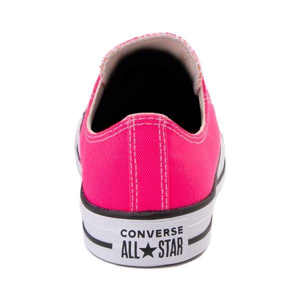 alternate image alternate view Converse Chuck Taylor All Star Lo Sneaker - Hyper PinkALT4