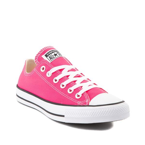 alternate image alternate view Converse Chuck Taylor All Star Lo Sneaker - Hyper PinkALT5