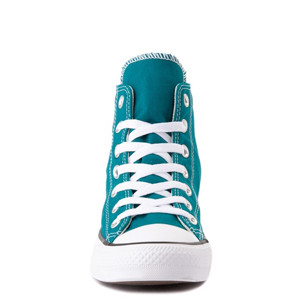 alternate image alternate view Converse Chuck Taylor All Star Hi Sneaker - Bright SpruceALT4