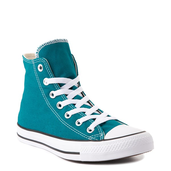 alternate image alternate view Converse Chuck Taylor All Star Hi Sneaker - Bright SpruceALT5