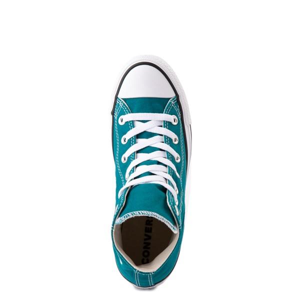 alternate image alternate view Converse Chuck Taylor All Star Hi Sneaker - Bright SpruceALT6