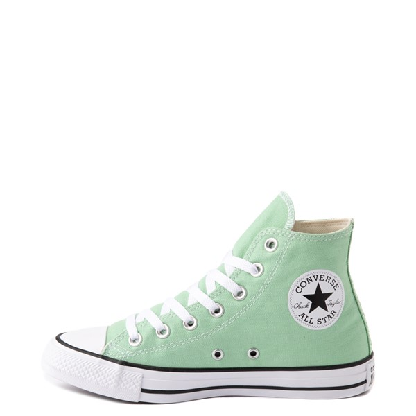 alternate image alternate view Converse Chuck Taylor All Star Hi Sneaker - Ceramic GreenALT1
