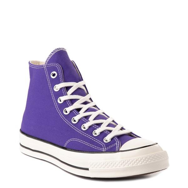 alternate image alternate view Converse Chuck 70 Hi Sneaker - Dark Grape / EgretALT1B