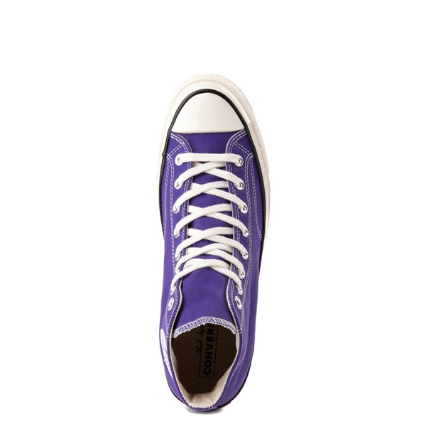 alternate image alternate view Converse Chuck 70 Hi Sneaker - Dark Grape / EgretALT2