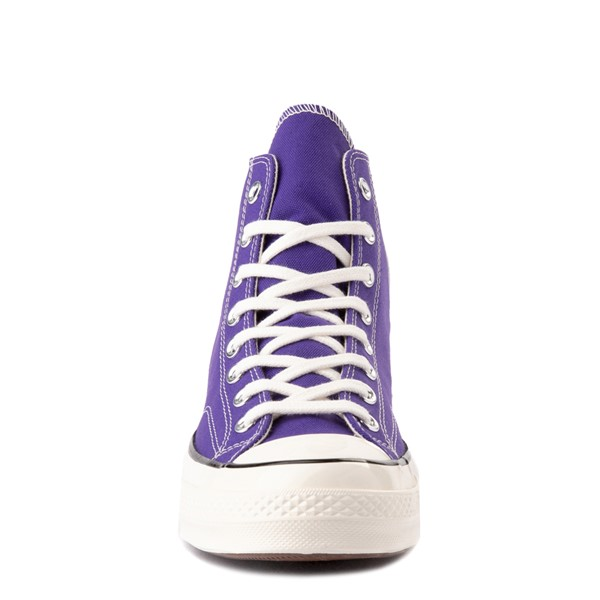 alternate image alternate view Converse Chuck 70 Hi Sneaker - Dark Grape / EgretALT4