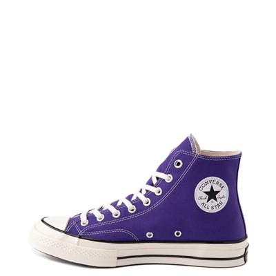 Alternate view of Converse Chuck 70 Hi Sneaker - Dark Grape / Egret