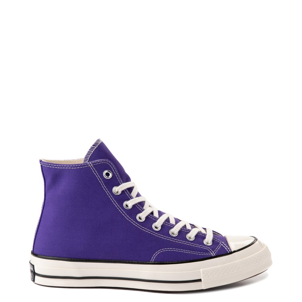 Converse Chuck 70 Hi Sneaker - Dark Grape / Egret