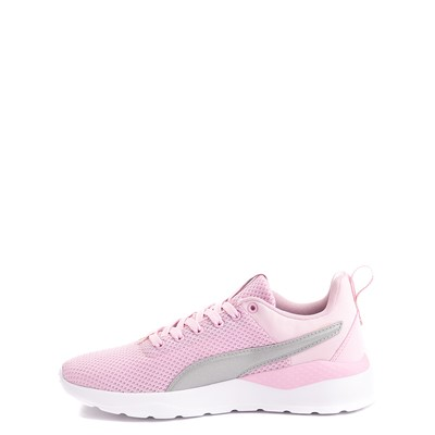 Alternate view of Puma Anzarun Lite Athletic Shoe - Big Kid - Pink / Silver