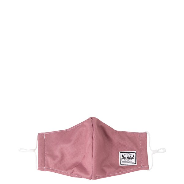 Main view of Herschel Supply Co. Classic Fitted Face Mask - Ash Rose