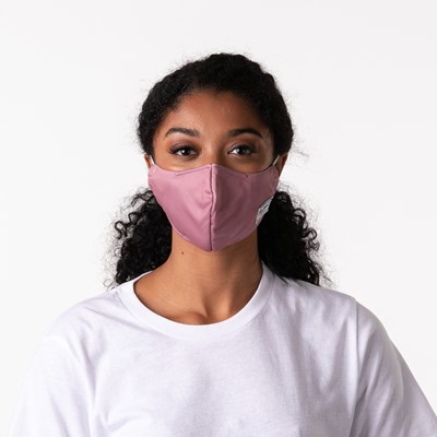 Alternate view of Herschel Supply Co. Classic Fitted Face Mask - Ash Rose