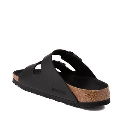 Alternate view of Mens Birkenstock Arizona Sandal - Black