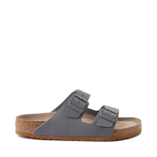 Mens Birkenstock Arizona Sandal - Desert Soil Grey
