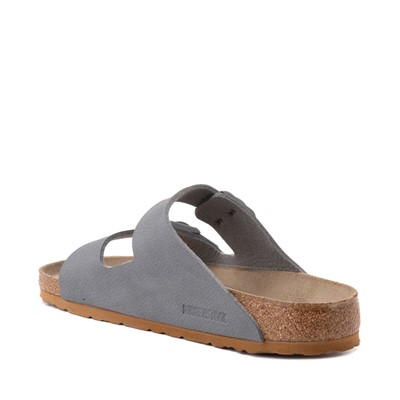 Alternate view of Mens Birkenstock Arizona Sandal - Desert Soil Grey