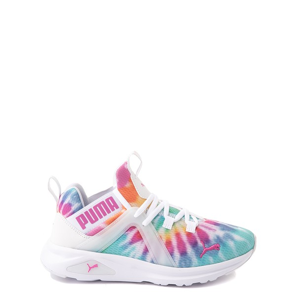 Main view of Puma Enzo 2 Athletic Shoe - Little Kid - Tie Dye