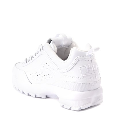 Alternate view of Womens Fila Disruptor 2 Floral Athletic Shoe - White