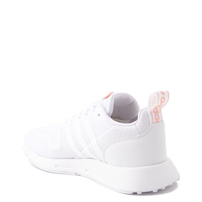 Alternate view of Womens adidas Multix Athletic Shoe - White / Pink