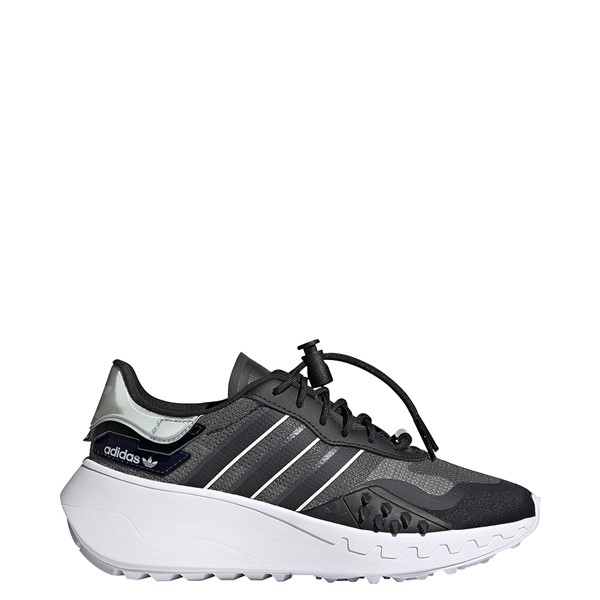 Main view of Womens adidas Choigo Athletic Shoe - Black / Grey