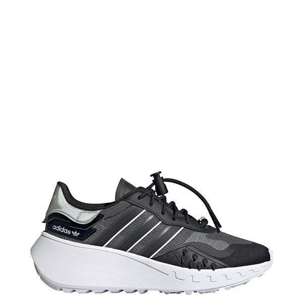 Main view of Womens adidas Choigo Athletic Shoe - Black / Grey