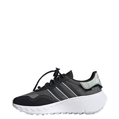 Alternate view of Womens adidas Choigo Athletic Shoe - Black / Grey