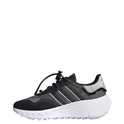 Alternate view of Womens adidas Choigo Athletic Shoe - Black / Grey