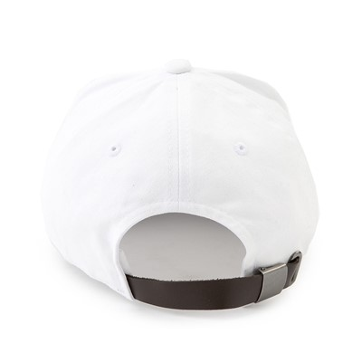 Alternate view of Champion Classic Twill Dad Hat - White
